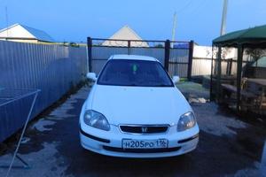 Автомобиль Honda Civic, хорошее состояние, 1996 года выпуска, цена 170 000 руб., Нурлат