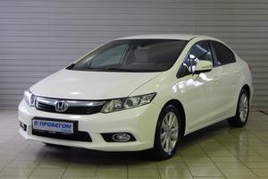 Авто Honda Civic, 2012 года выпуска, цена 595 000 руб., Москва