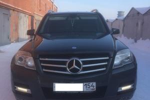 Автомобиль Mercedes-Benz GLK-Класс, хорошее состояние, 2010 года выпуска, цена 1 250 000 руб., Новосибирск