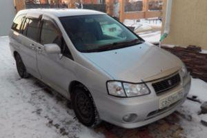 Автомобиль Nissan Liberty, хорошее состояние, 2000 года выпуска, цена 257 000 руб., Шарыпово