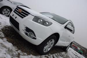 Авто Geely Emgrand, 2016 года выпуска, цена 946 000 руб., Краснодар