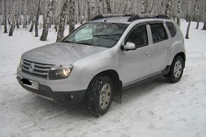 Подержанный автомобиль Renault Duster, отличное состояние, 2013 года выпуска, цена 659 000 руб., Челябинск
