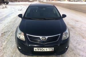 Подержанный автомобиль Toyota Avensis, хорошее состояние, 2009 года выпуска, цена 660 000 руб., Челябинск