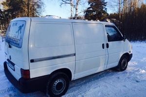 Подержанный автомобиль Volkswagen Transporter, отличное состояние, 2000 года выпуска, цена 480 000 руб., Электроугли
