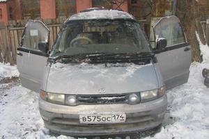 Подержанный автомобиль Toyota Estima, среднее состояние, 1992 года выпуска, цена 160 000 руб., Челябинск