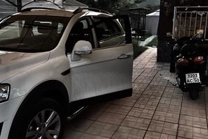 Подержанный автомобиль Chevrolet Captiva, отличное состояние, 2014 года выпуска, цена 1 550 000 руб., Подольск