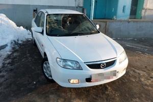 Автомобиль Mazda Familia, отличное состояние, 2001 года выпуска, цена 190 000 руб., Волжский