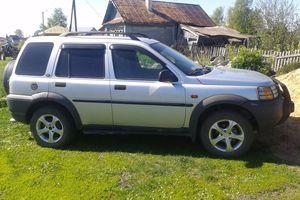 Подержанный автомобиль Land Rover Freelander, отличное состояние, 1998 года выпуска, цена 350 000 руб., Казань