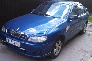 Автомобиль Daewoo Sens, хорошее состояние, 2009 года выпуска, цена 149 000 руб., Крым