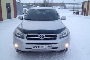Подержанный автомобиль Toyota RAV4, хорошее состояние, 2007 года выпуска, цена 800 000 руб., Урай