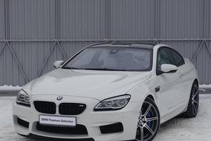 Авто BMW M6, 2015 года выпуска, цена 6 390 000 руб., Москва