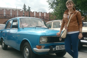 Автомобиль Москвич 2140, отличное состояние, 1978 года выпуска, цена 250 000 руб., Тула