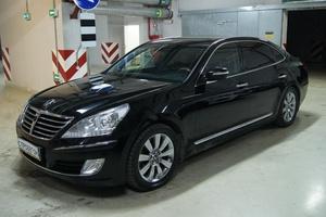 Авто Hyundai Equus, 2010 года выпуска, цена 899 000 руб., Москва