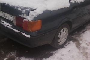 Автомобиль Audi 80, отличное состояние, 1988 года выпуска, цена 45 000 руб., Москва