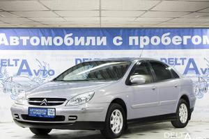 Авто Citroen C5, 2004 года выпуска, цена 270 000 руб., Москва