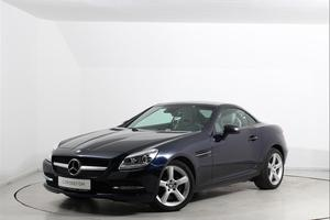 Авто Mercedes-Benz SLK-Класс, 2012 года выпуска, цена 1 652 631 руб., Москва