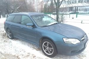Подержанный автомобиль Subaru Legacy, среднее состояние, 2003 года выпуска, цена 370 000 руб., Дубна