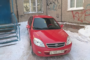 Автомобиль Lifan Breez, отличное состояние, 2008 года выпуска, цена 155 000 руб., Пермь