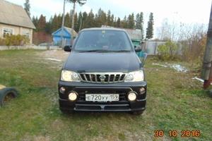 Автомобиль Daihatsu Terios, хорошее состояние, 2002 года выпуска, цена 175 000 руб., Пермь