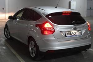 Подержанный автомобиль Ford Focus, среднее состояние, 2011 года выпуска, цена 540 000 руб., Челябинск