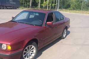 Подержанный автомобиль BMW 5 серия, хорошее состояние, 1995 года выпуска, цена 175 000 руб., Клин