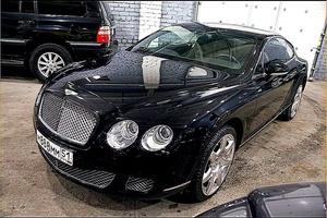 Авто Bentley Continental GT, 2008 года выпуска, цена 4 200 000 руб., Мурманск