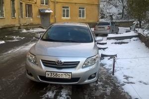 Автомобиль Toyota Corolla, отличное состояние, 2008 года выпуска, цена 400 000 руб., Златоуст