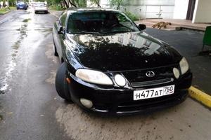 Автомобиль Lexus SC, отличное состояние, 1991 года выпуска, цена 410 000 руб., Москва