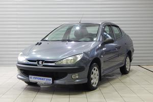 Авто Peugeot 206, 2007 года выпуска, цена 175 000 руб., Москва