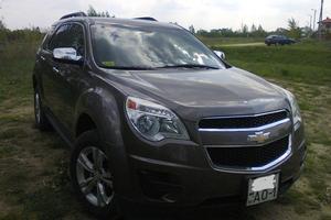 Автомобиль Chevrolet Equinox, отличное состояние, 2010 года выпуска, цена 845 000 руб., Смоленск