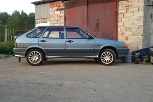 Подержанный автомобиль ВАЗ (Lada) 2114, отличное состояние, 2006 года выпуска, цена 130 000 руб., Челябинск