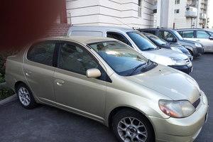 Автомобиль Toyota Platz, среднее состояние, 2001 года выпуска, цена 145 000 руб., Санкт-Петербург