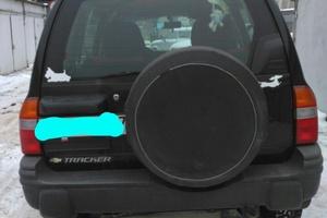 Автомобиль Chevrolet Tracker, хорошее состояние, 2001 года выпуска, цена 280 000 руб., Москва
