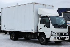 Авто Isuzu N-Series, 2010 года выпуска, цена 839 000 руб., Москва