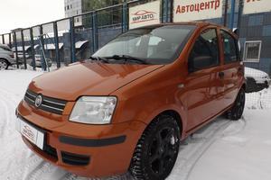Авто Fiat Panda, 2008 года выпуска, цена 239 700 руб., Санкт-Петербург