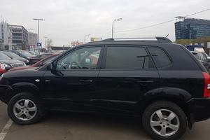 Автомобиль Hyundai Tucson, хорошее состояние, 2007 года выпуска, цена 620 000 руб., Химки