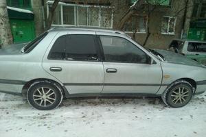 Автомобиль Nissan Pulsar, среднее состояние, 1994 года выпуска, цена 45 000 руб., Томск