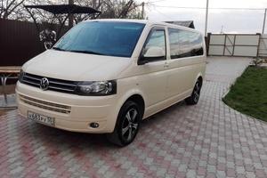 Подержанный автомобиль Volkswagen Caravelle, отличное состояние, 2010 года выпуска, цена 1 145 000 руб., Московская область