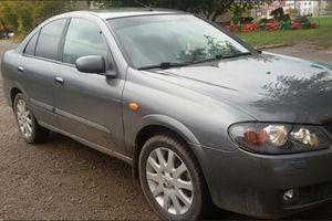 Подержанный автомобиль Nissan Almera, хорошее состояние, 2004 года выпуска, цена 250 000 руб., Лениногорск