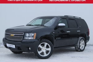 Авто Chevrolet Tahoe, 2008 года выпуска, цена 899 000 руб., Москва