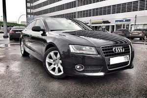 Подержанный автомобиль Audi A5, отличное состояние, 2010 года выпуска, цена 865 000 руб., Казань