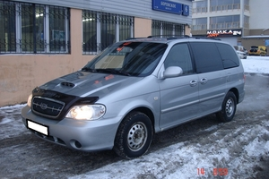 Авто Kia Carnival, 2006 года выпуска, цена 335 000 руб., Москва