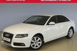 Подержанный автомобиль Audi A4, отличное состояние, 2010 года выпуска, цена 729 000 руб., Москва
