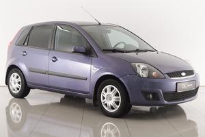 Авто Ford Fiesta, 2007 года выпуска, цена 314 000 руб., Ростовская область