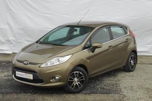 Авто Ford Fiesta, 2011 года выпуска, цена 415 000 руб., Краснодар