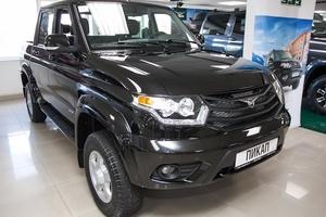 Авто УАЗ Pickup, 2016 года выпуска, цена 1 149 990 руб., Москва