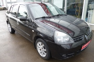 Авто Renault Symbol, 2006 года выпуска, цена 203 000 руб., Краснодар
