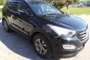 Подержанный автомобиль Hyundai Santa Fe, отличное состояние, 2012 года выпуска, цена 1 399 000 руб., Краснознаменск