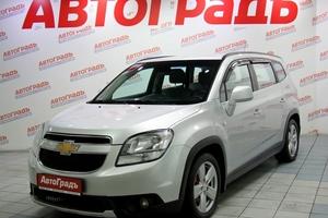 Авто Chevrolet Orlando, 2013 года выпуска, цена 629 000 руб., Москва