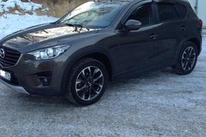 Подержанный автомобиль Mazda CX-5, отличное состояние, 2015 года выпуска, цена 1 480 000 руб., Челябинск